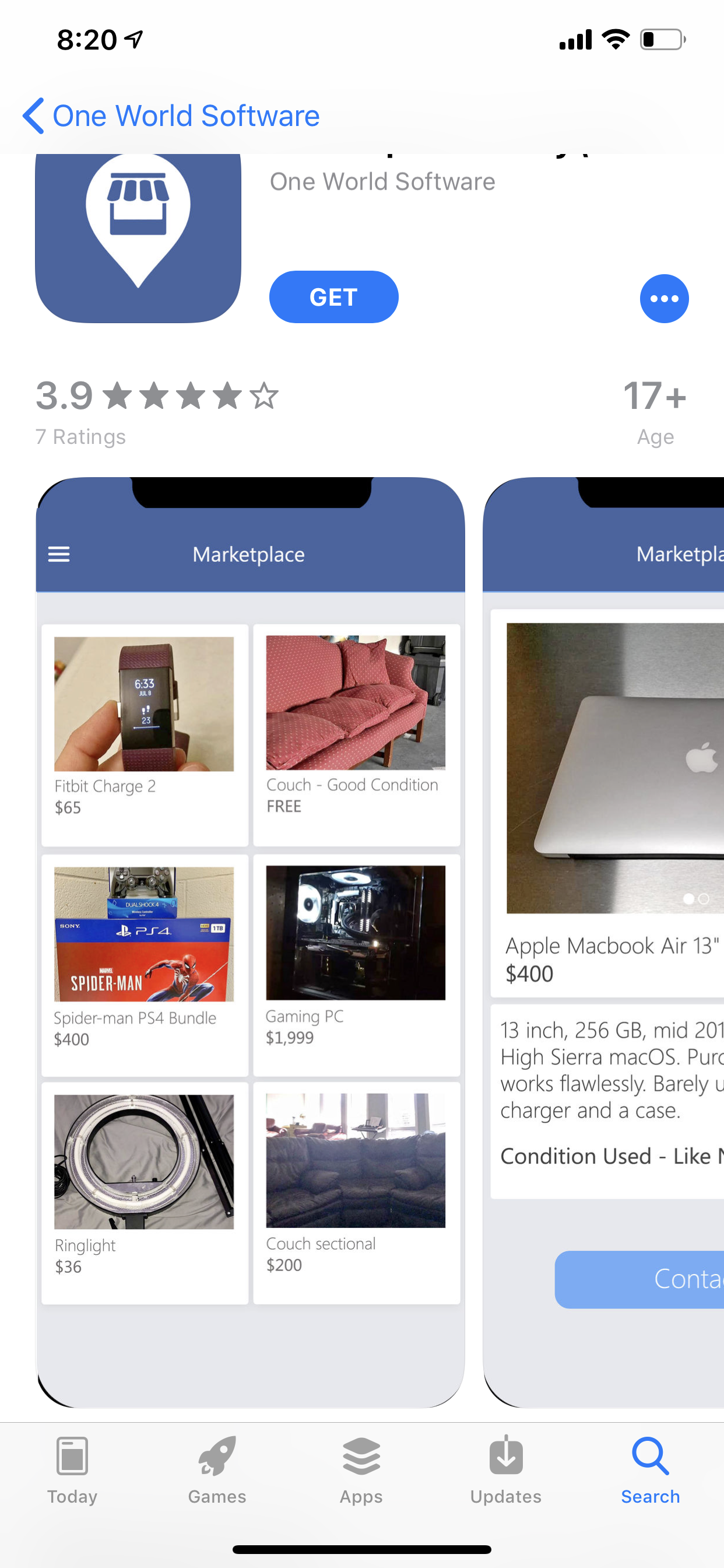 Beware: There's a fake Amazon Alexa 'Setup' app climbing App