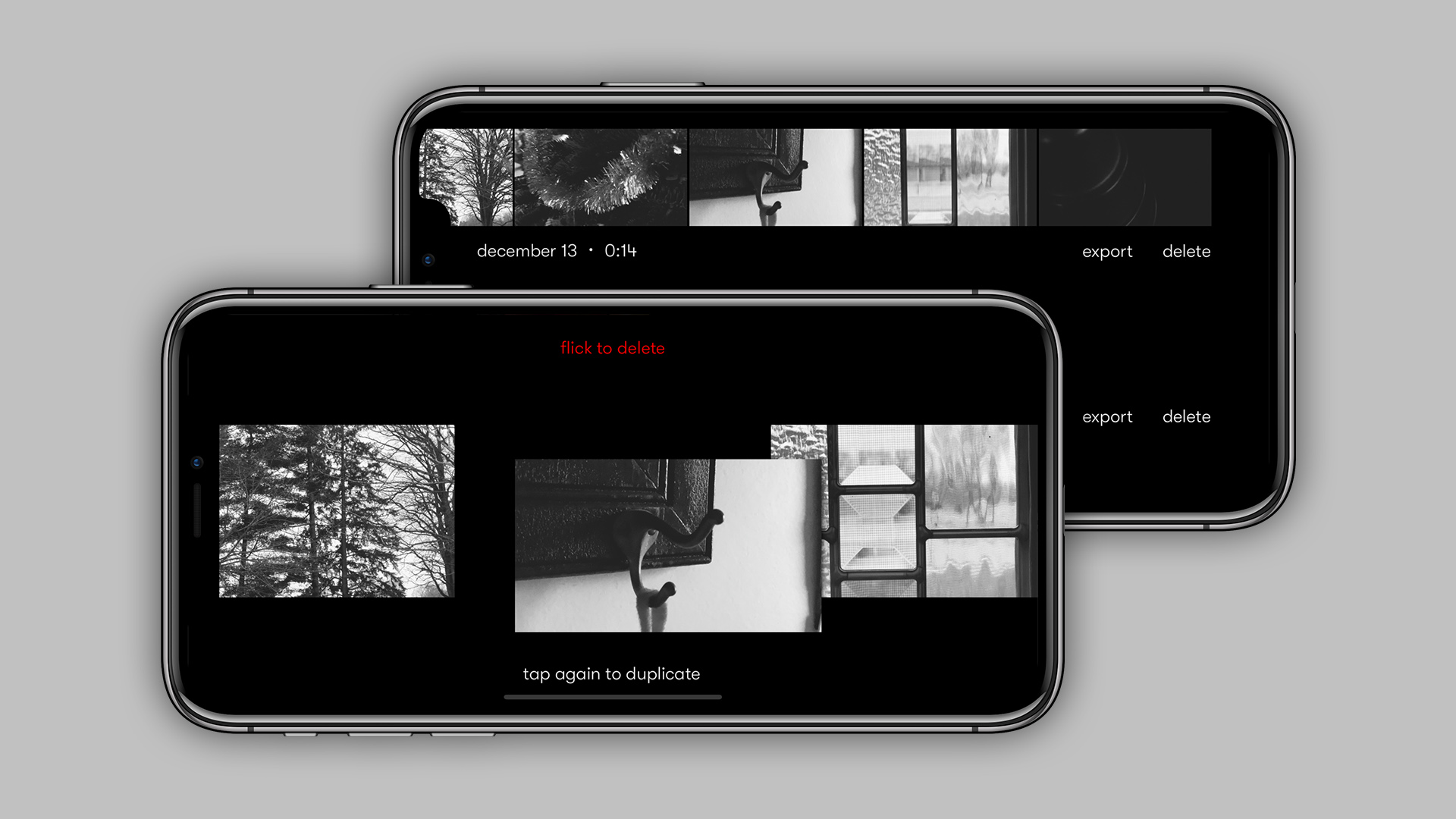 iOS filmmaking app Nizo lets you edit video as you shoot