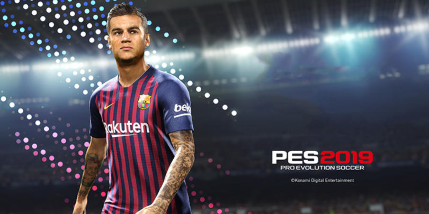 fd16e698de27 Pro Evolution Soccer 2019 for iOS updated with Unreal Engine 4