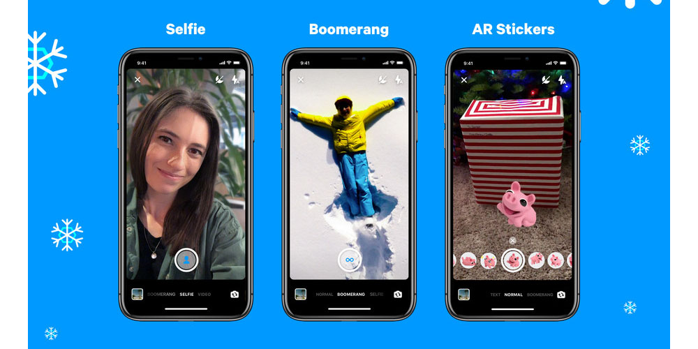 Portrait mode selfies now available on all iPhones in Messenger