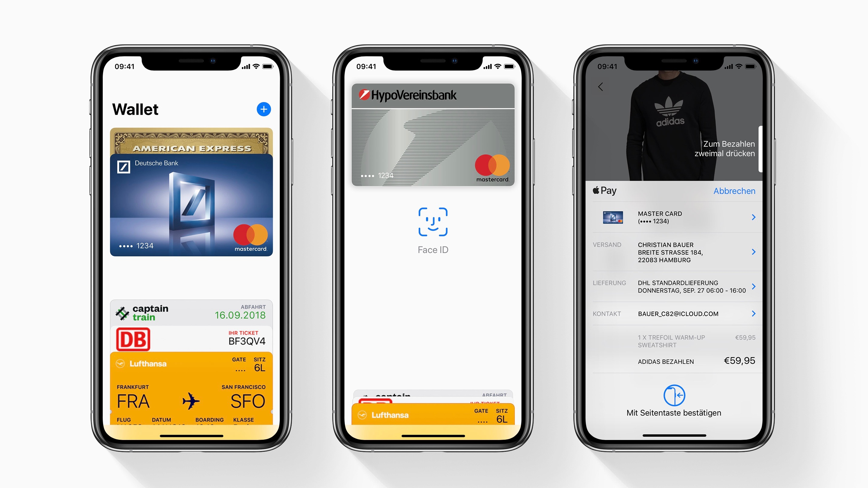 Apple Pay officially launches to users in Germany, here are the