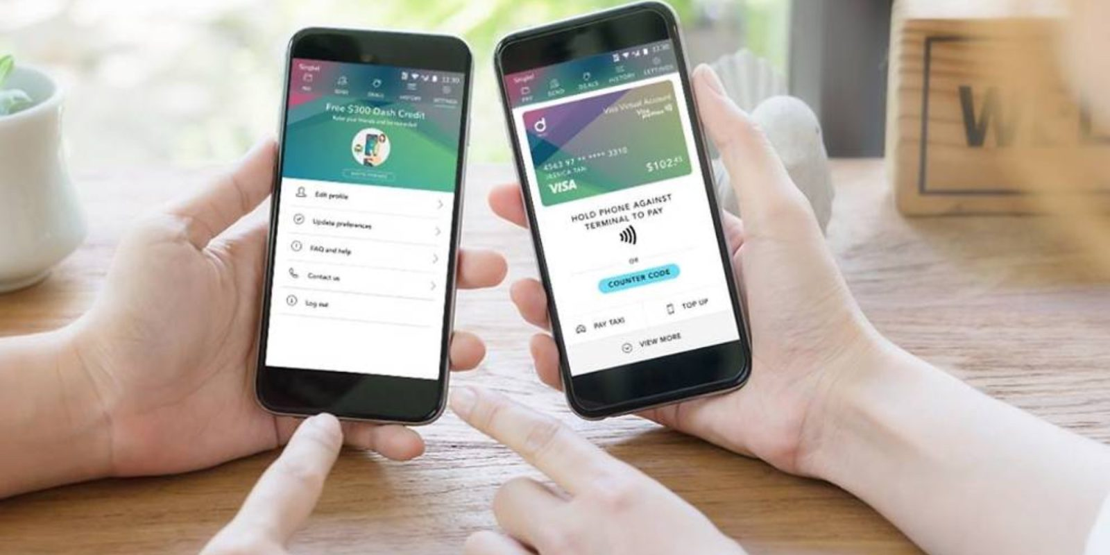 Singapore's Dash Virtual Wallet Now Works with Apple Pay