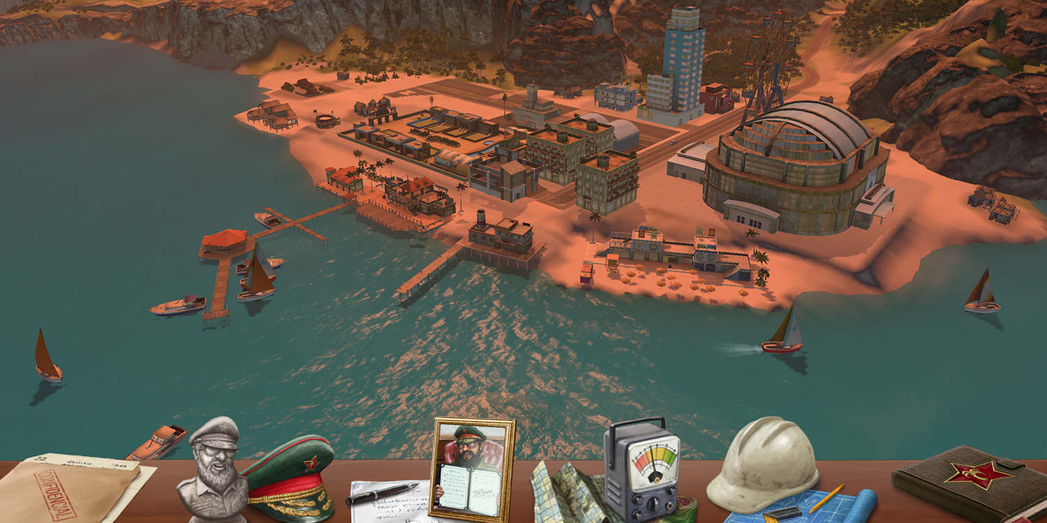 Dictator simulation Tropico coming to iPhone as well as iPad [Video]