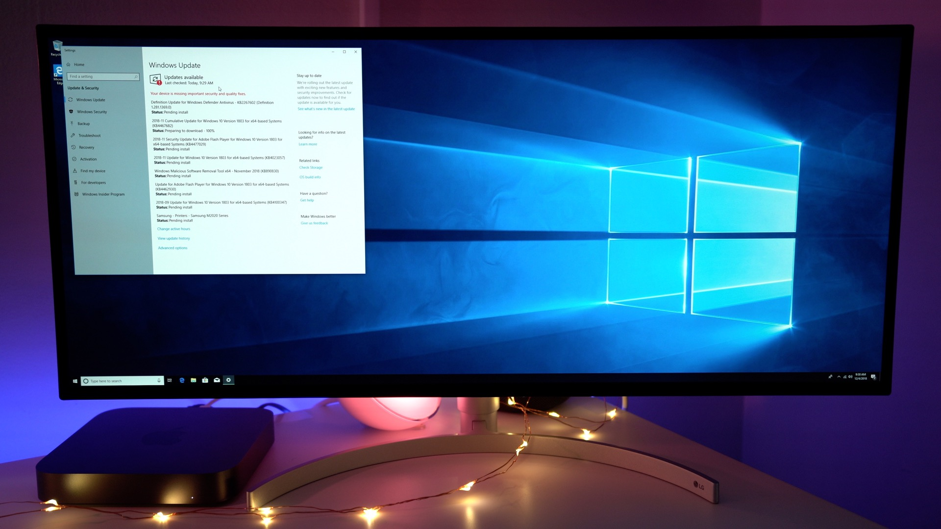 boot camp windows 10 download