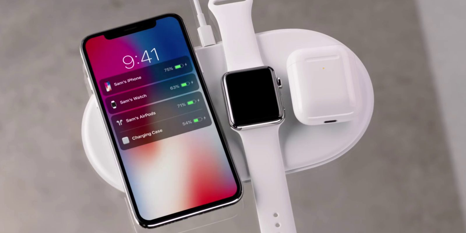photo image AirPower charging mat reportedly enters production after missing 2018 release