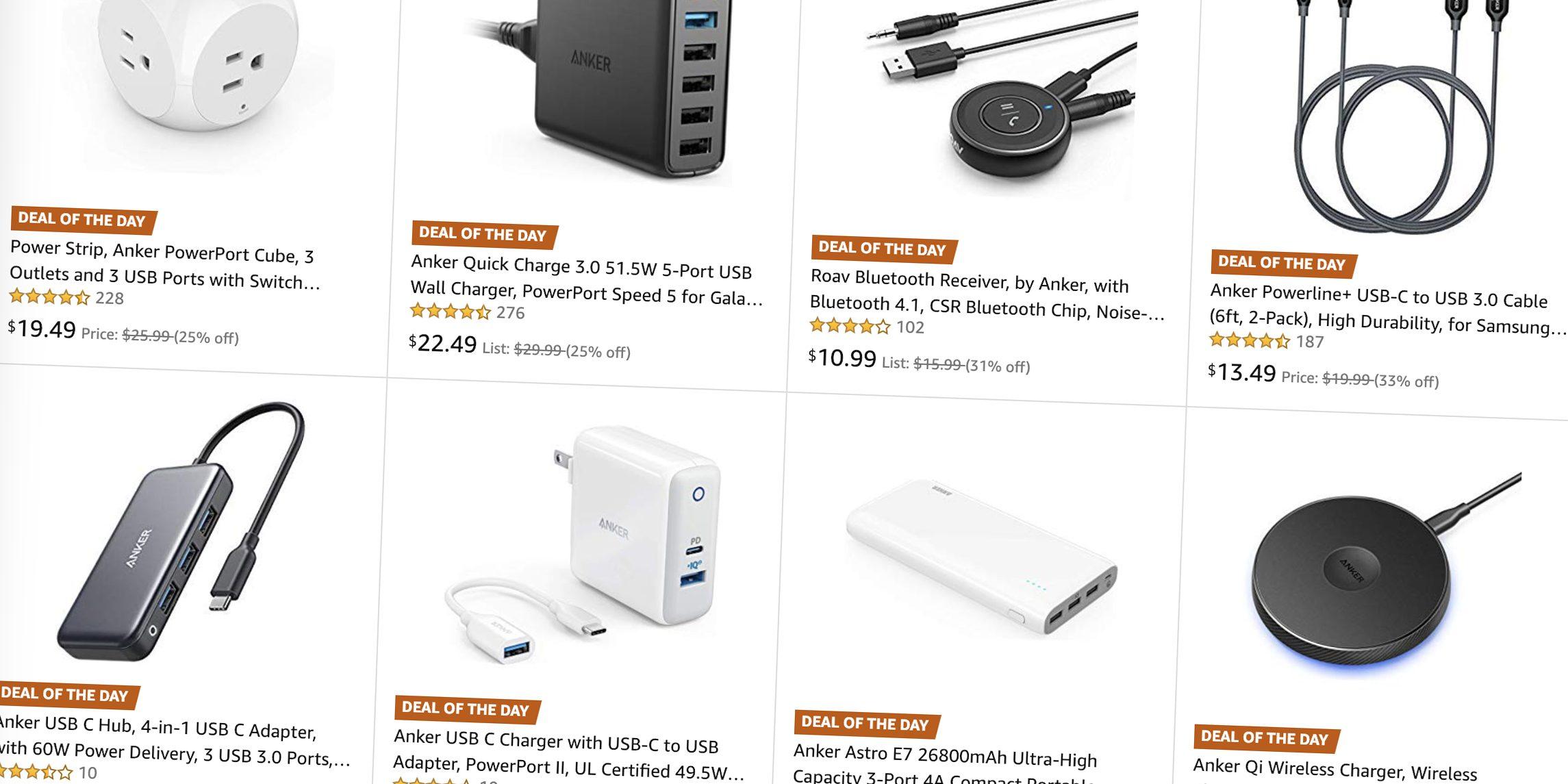 9to5Toys Mittagspause: Anker Gold Box ab 11 $, Philips Hue HomeKit Lighting 25% aus, Fire TV Cube 60 $, mehr