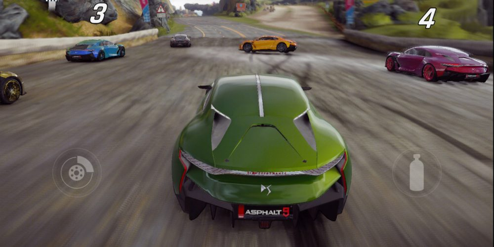 Asphalt 9 for iOS updated with 60 FPS iPhone XS and XS Max