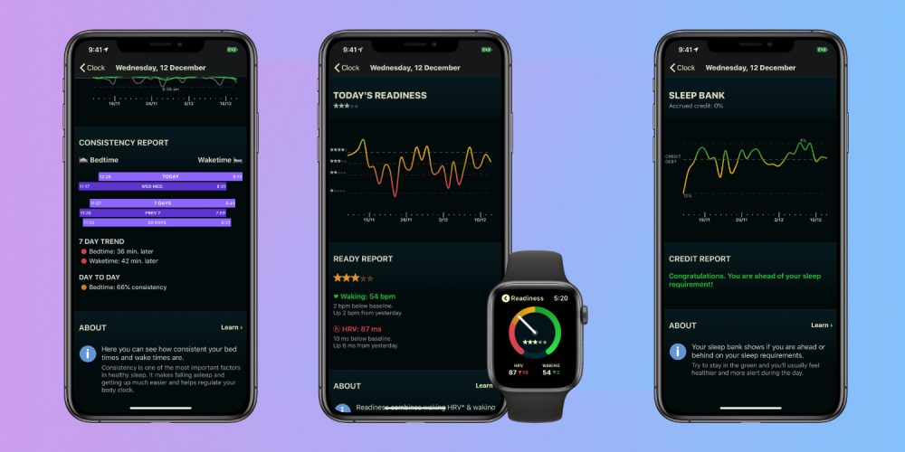 These are the best sleep tracking apps for Apple Watch - 9to5Mac