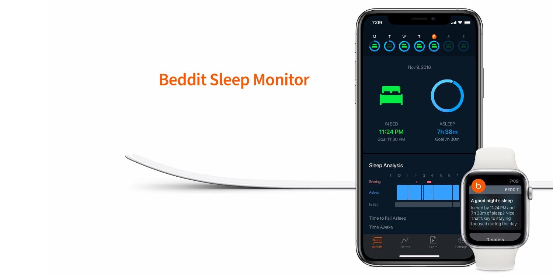 Apple's sleep tracking company Beddit releases new '3.5' sleep monitor