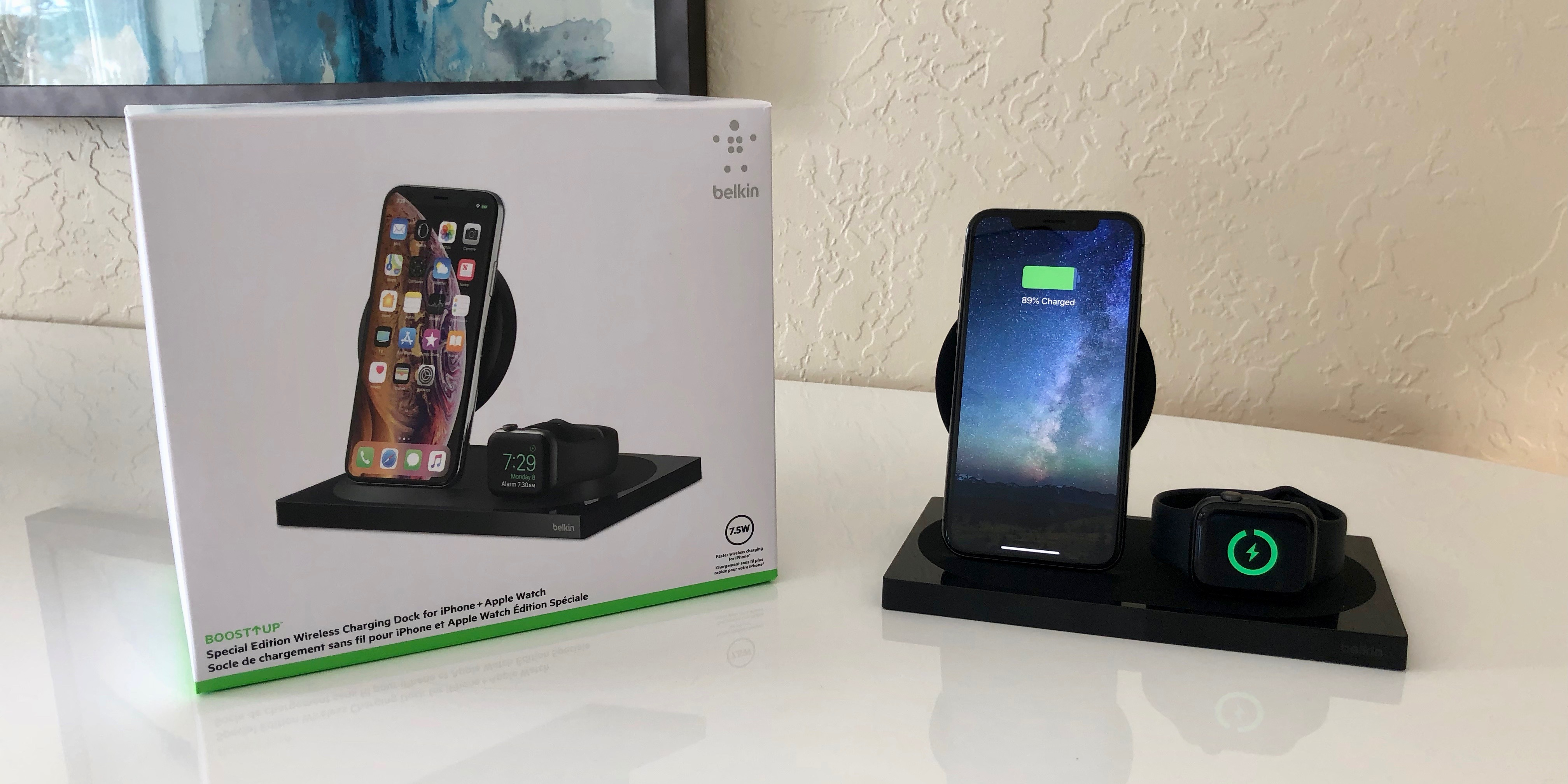 Hands-on with a great AirPower alternative from Belkin