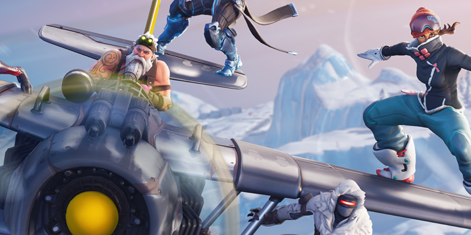 Fortnite For Ios Updated To Season 7 With Holiday Theme And 60fps On