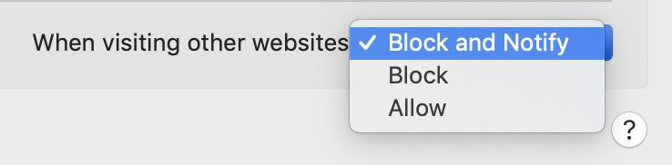 How To Turn Off Pop Up Blocker On A Macbook Air Safari