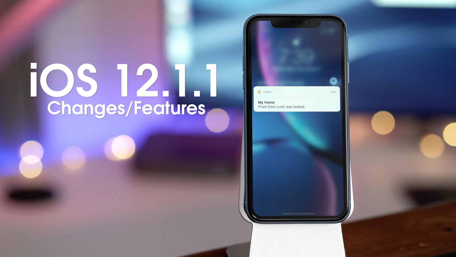 photo image What's new in iOS 12.1.1? [Video]