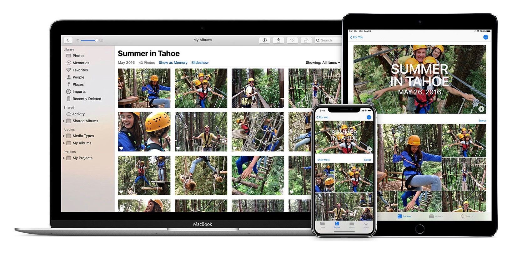 How to upload photos into iCloud Photos from iPhone, iPad, Mac, and icloud․com