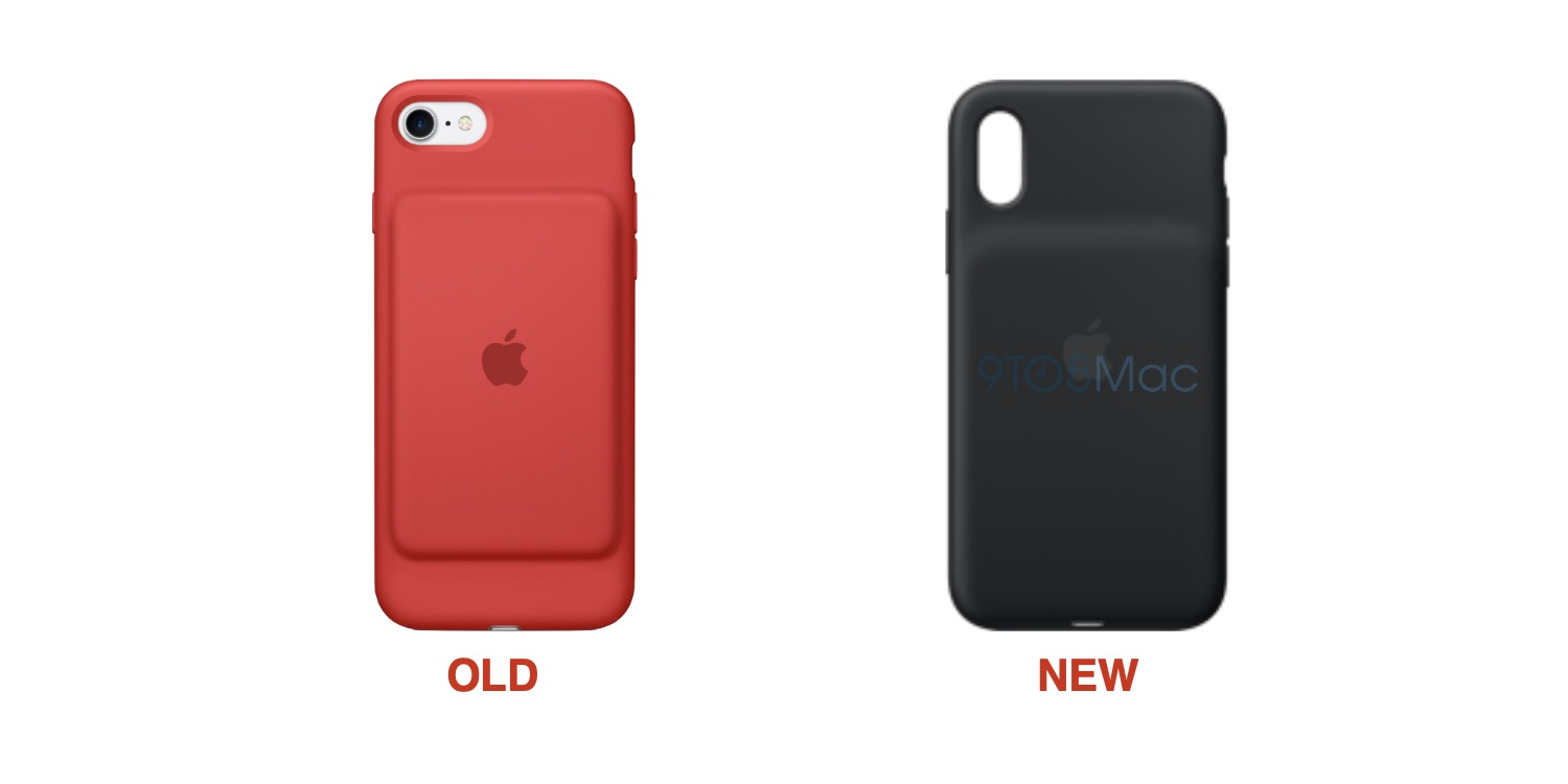 Exclusive: First look at unreleased Apple Smart Battery Case for iPhone XS, three models and 2018 release possible