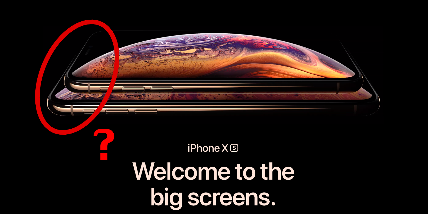 Apple Hit With Lawsuit Over Iphone Xs Notch Marketing 9to5mac