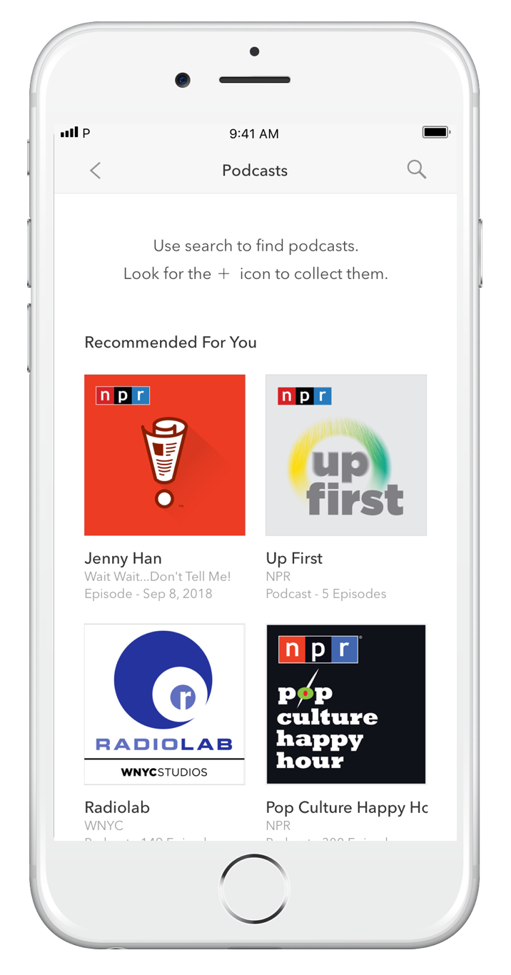 Podcasts on Pandora officially launches with 100,000
