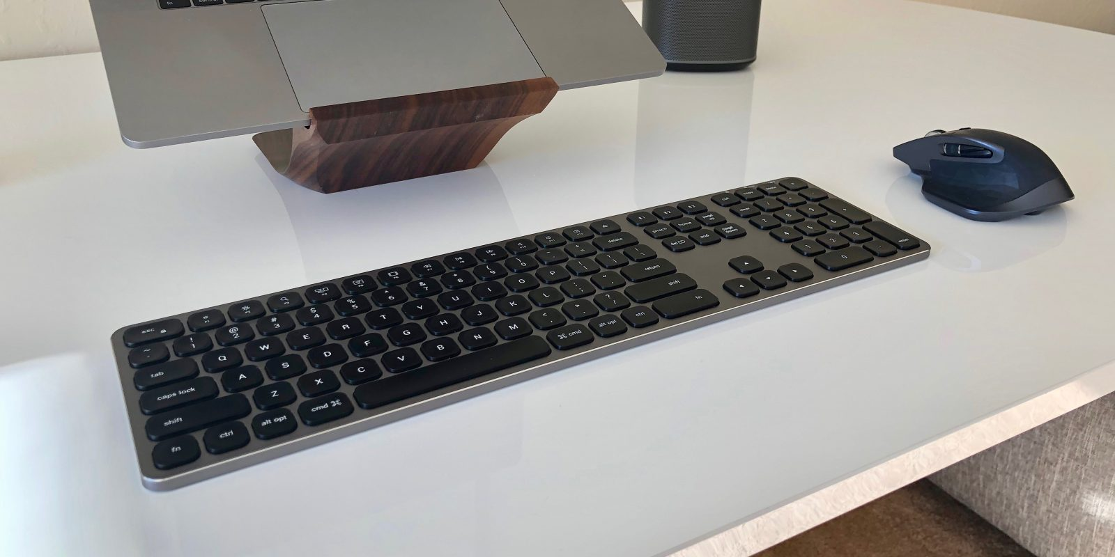 Review: Satechi's Aluminum Keyboard is a great alternative to Apple's more expensive space gray option