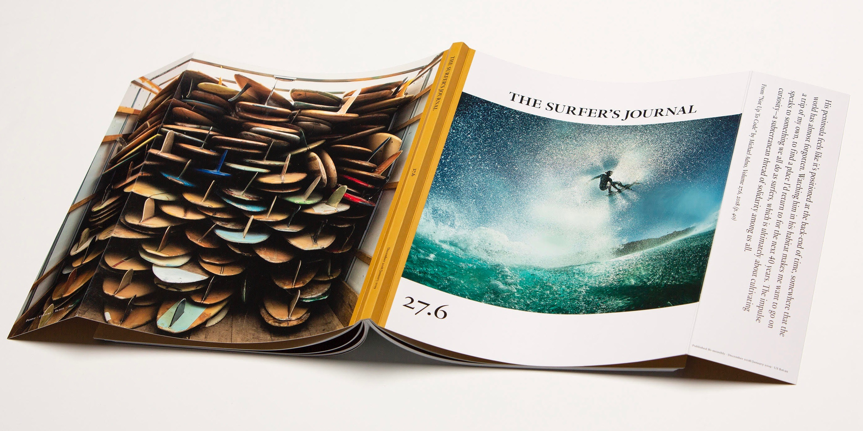 Tim Cook shows off latest Surfer's Journal magazine cover shot with iPhone