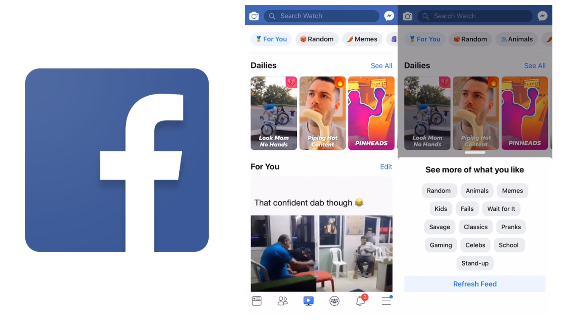Facebook trying to win back the youth with upcoming 'LOL' app focused on funny videos and GIFs