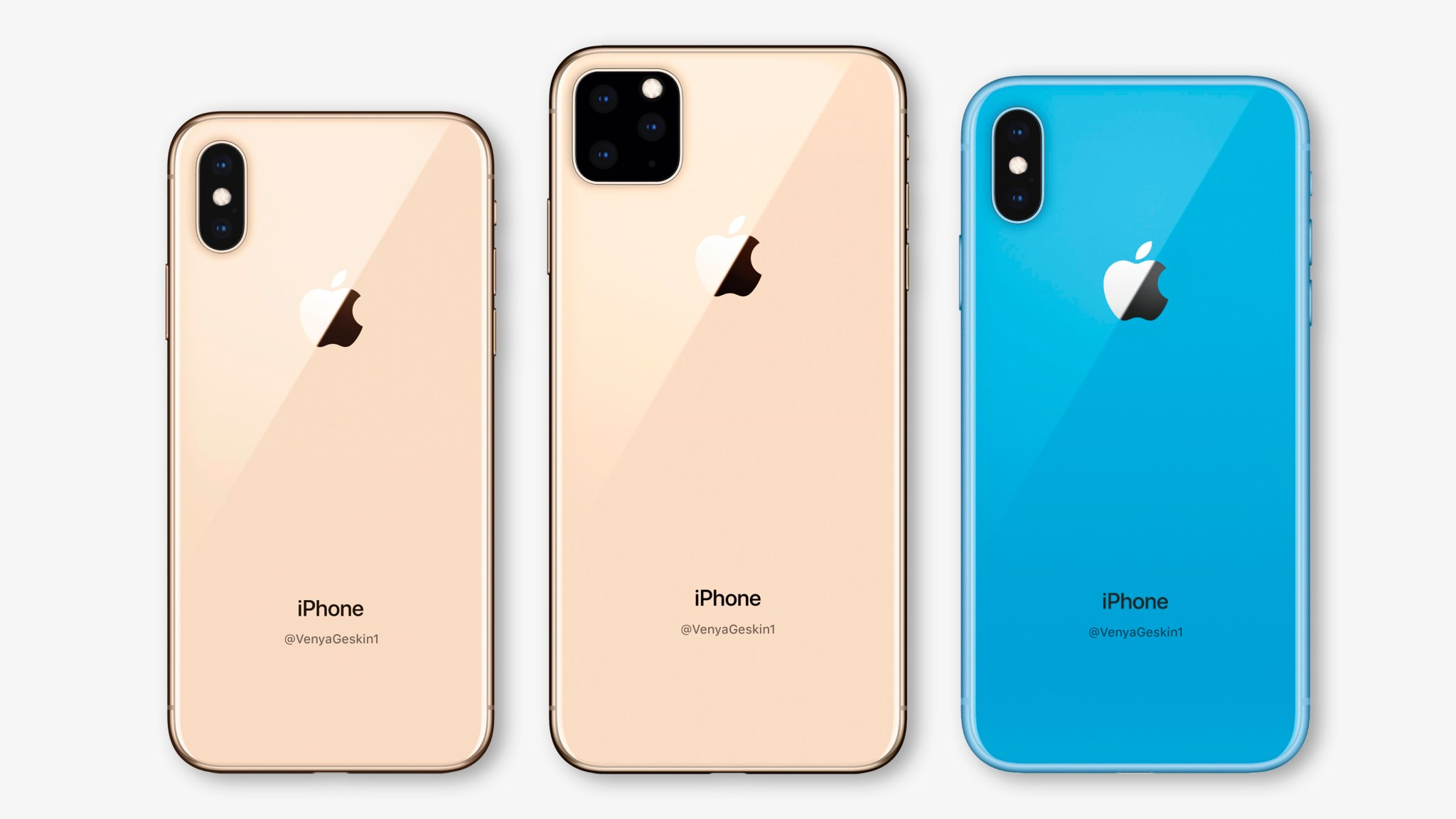 When does the iPhone 11, iPhone 11 Max, and iPhone 11R come out?