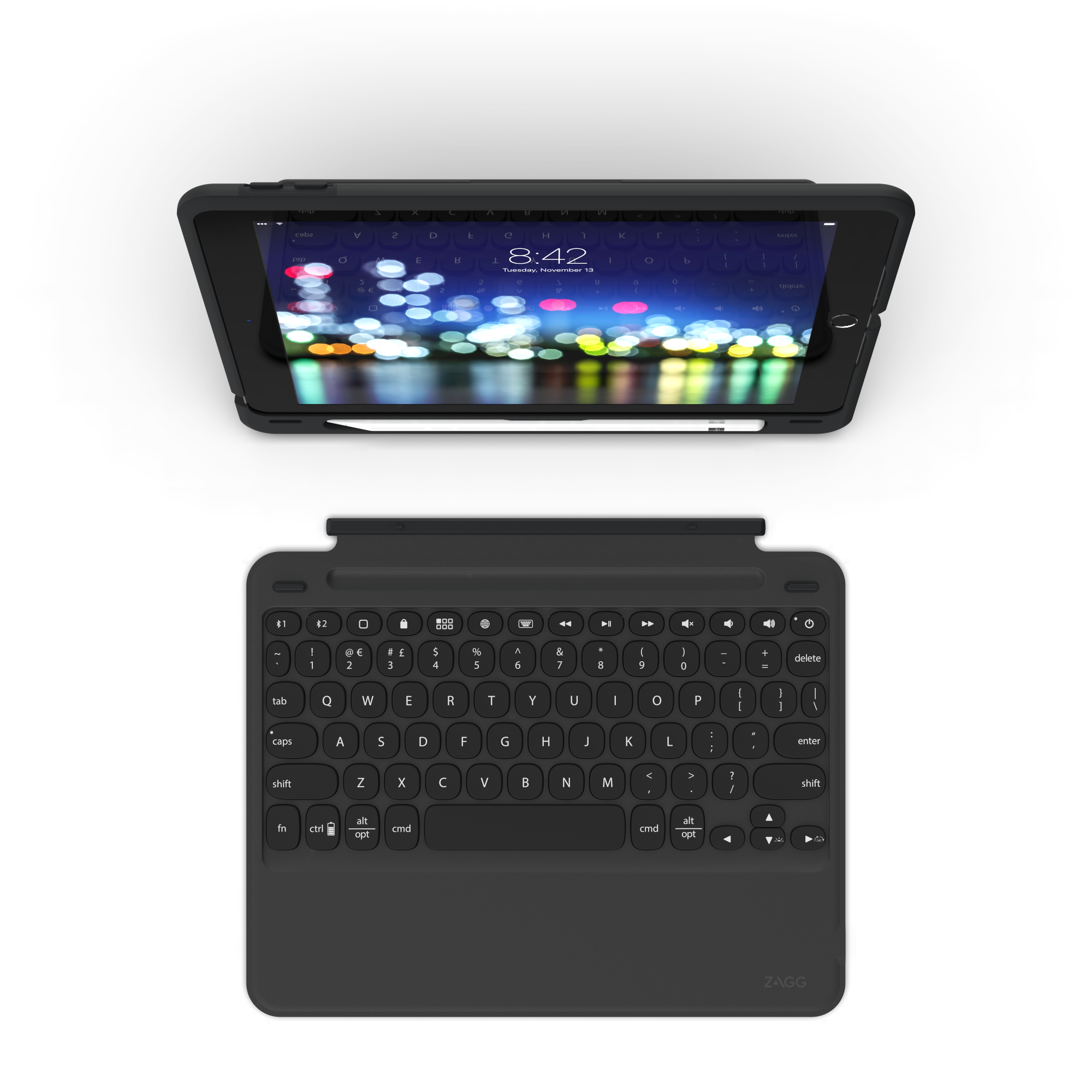 465b1c41d99 Zagg launches new iPad and iPad Pro keyboard case lineup with ...