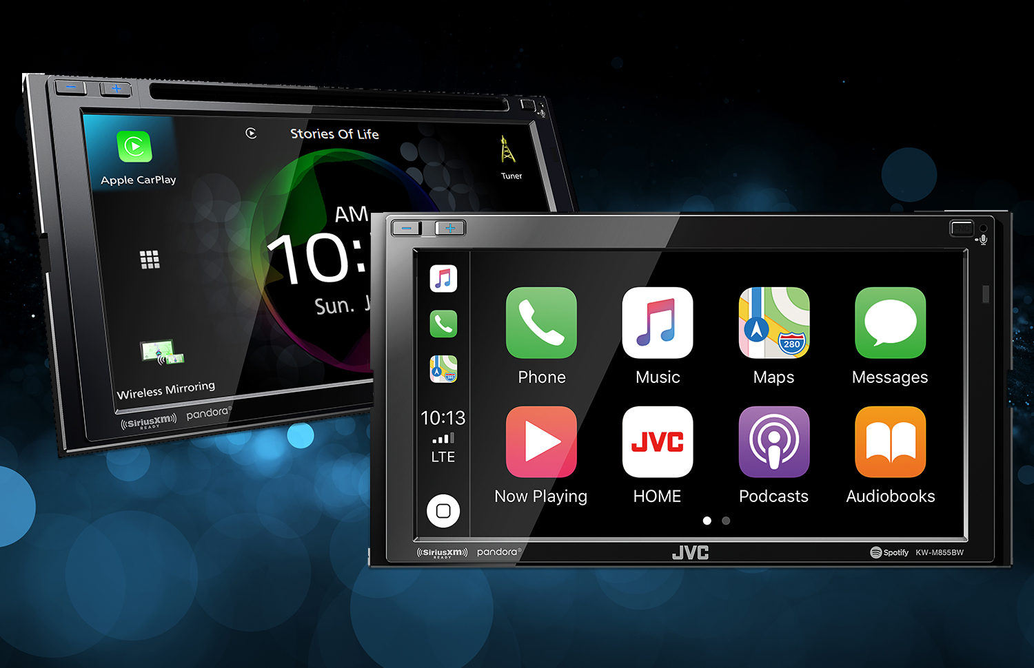 best aftermarket carplay head units coming in 2019 9to5mac. Black Bedroom Furniture Sets. Home Design Ideas