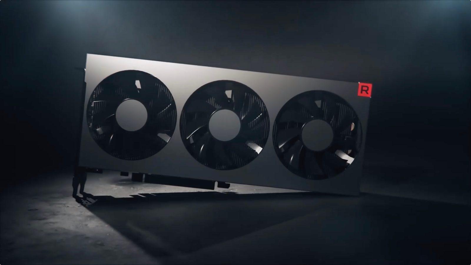 AMD Radeon VII AMD New High-End GPU Announced at CES