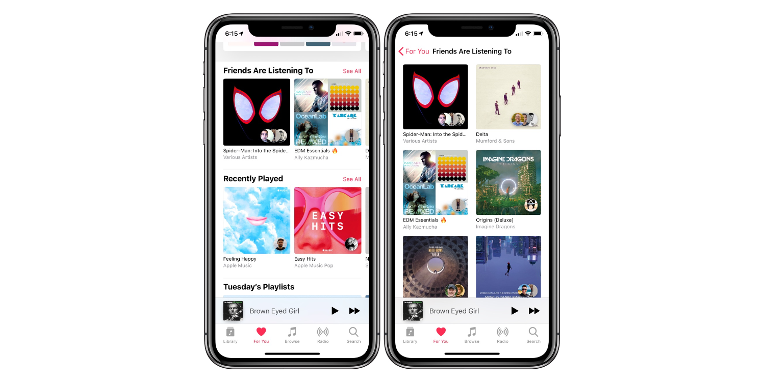 apple podcasts new features