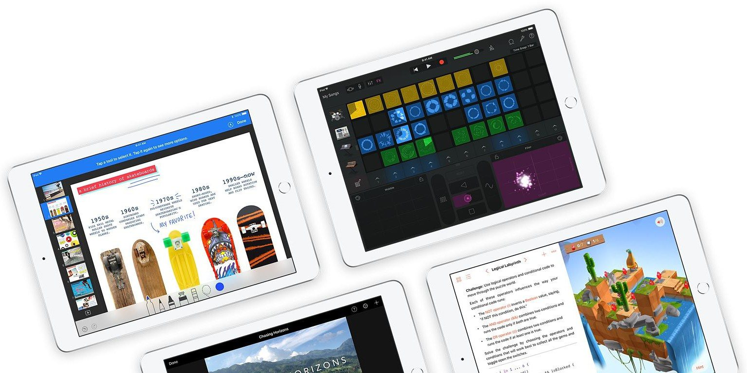 Image result for Apple will release 10.2-inch and 10.5-inch iPads this year
