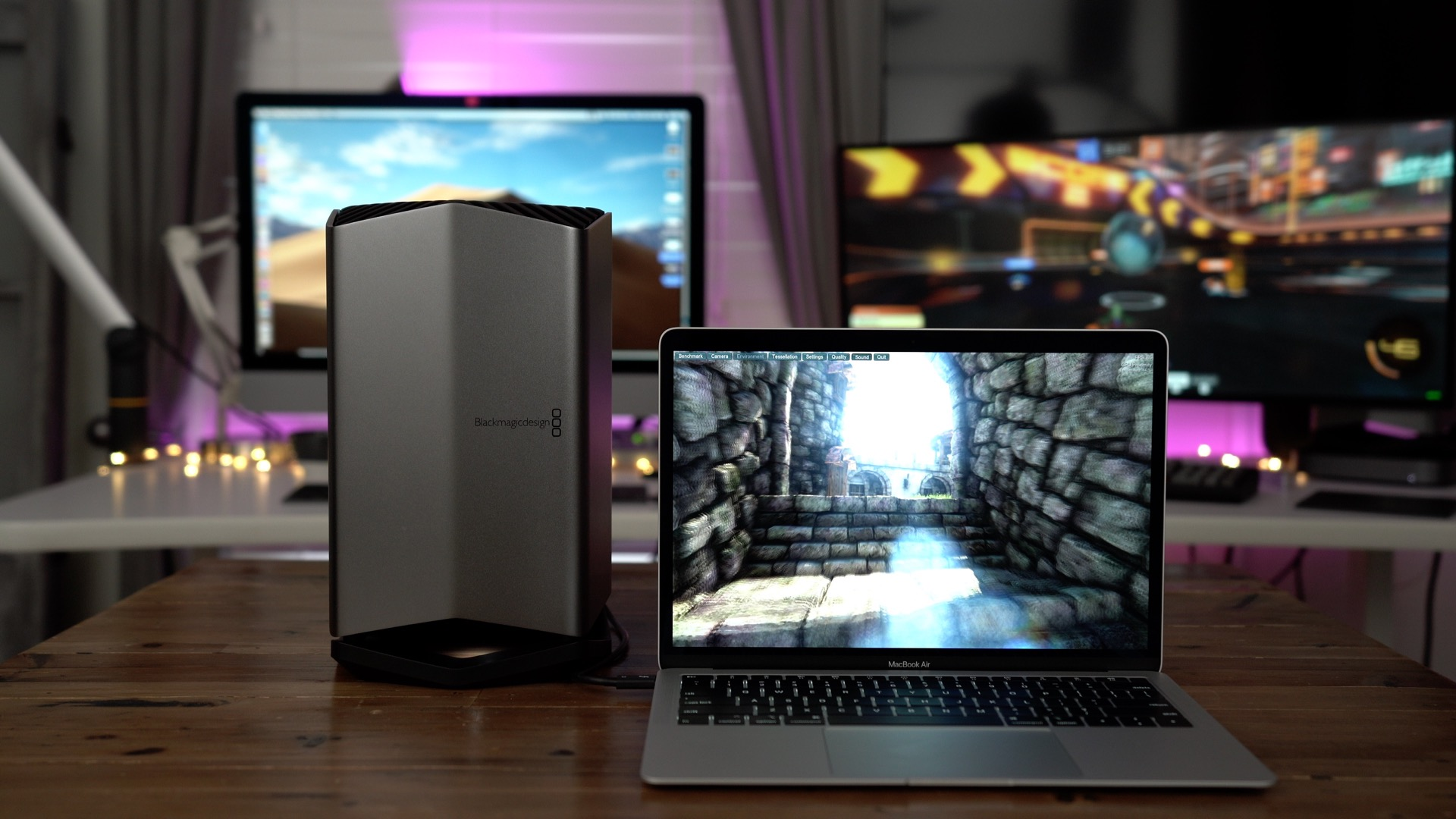Review: Blackmagic eGPU Pro is more powerful and capable