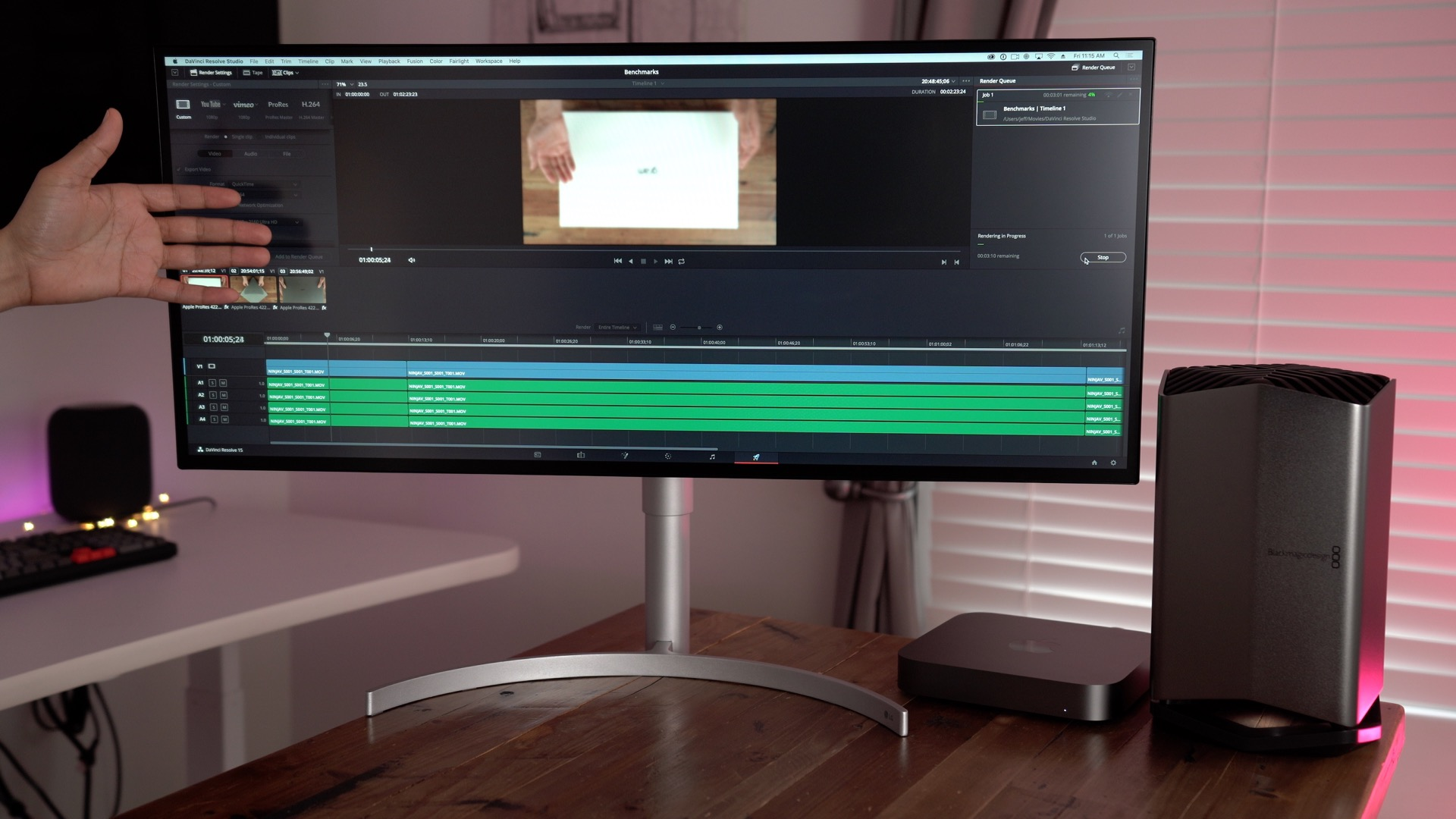 Review Blackmagic Egpu Pro Is More Powerful And Capable 9to5mac