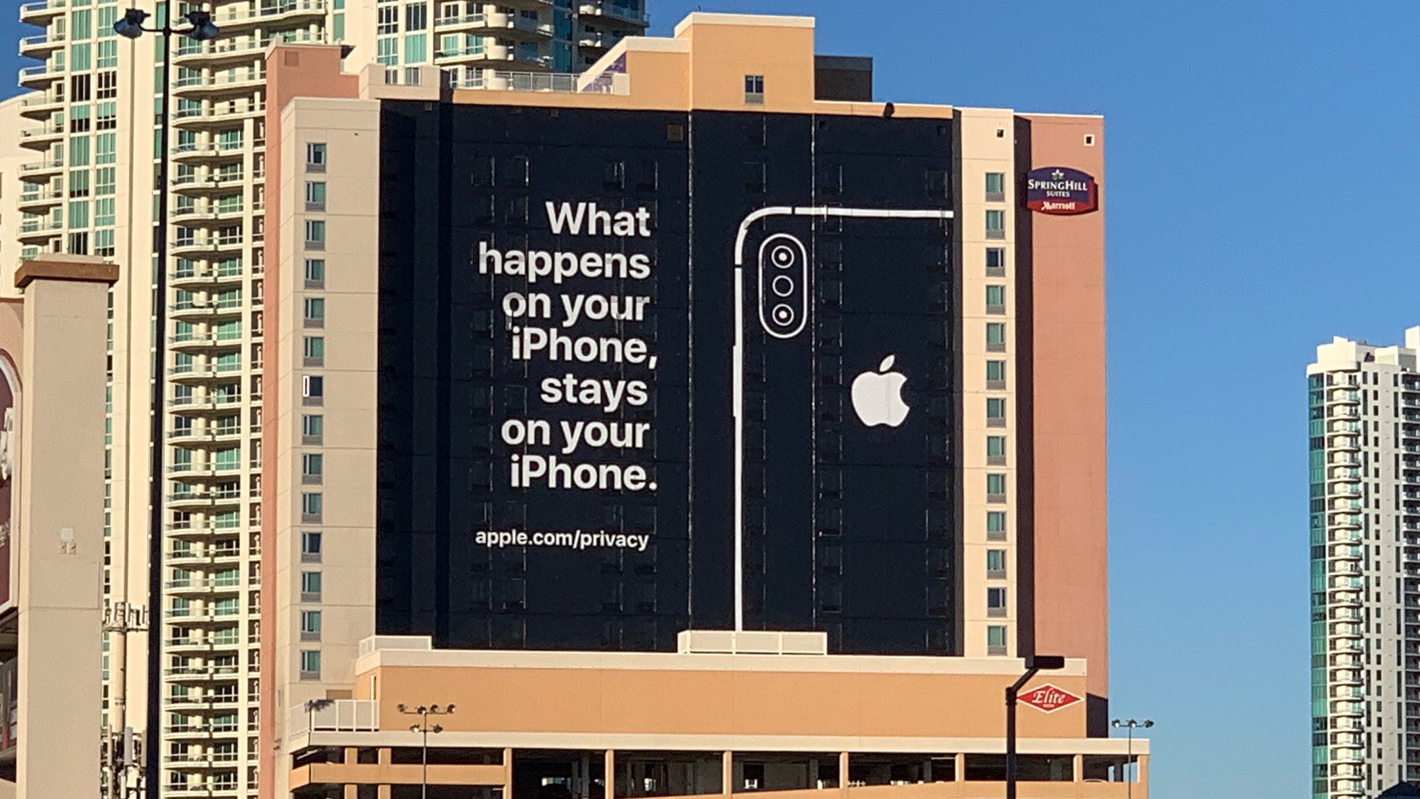 Ahead of CES, Apple touts 'what happens on your iPhone ...