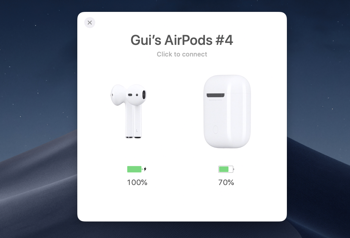 airbuddy airpods