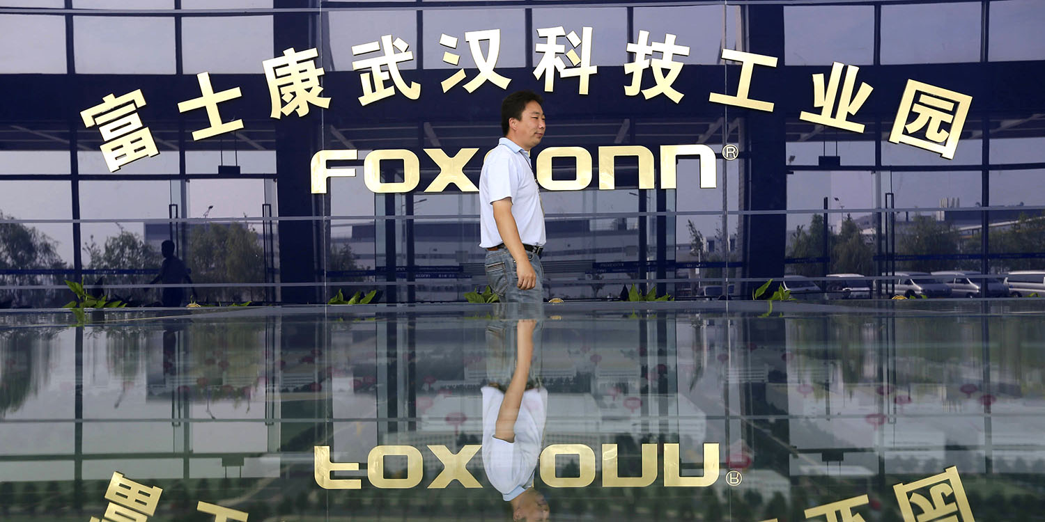 iPhone assembler Foxconn reports record revenue in 2019, expects 2020 growth