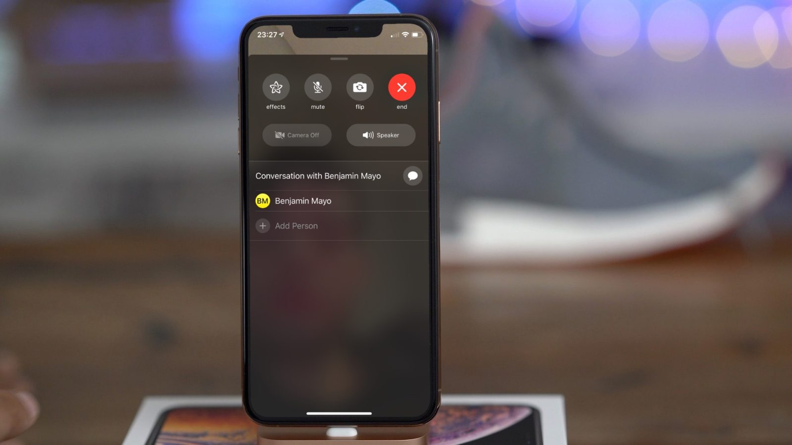 Major iPhone FaceTime bug lets you hear the audio of the person you are calling … before they pick up