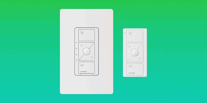 Lutron HomeKit Fan Switch