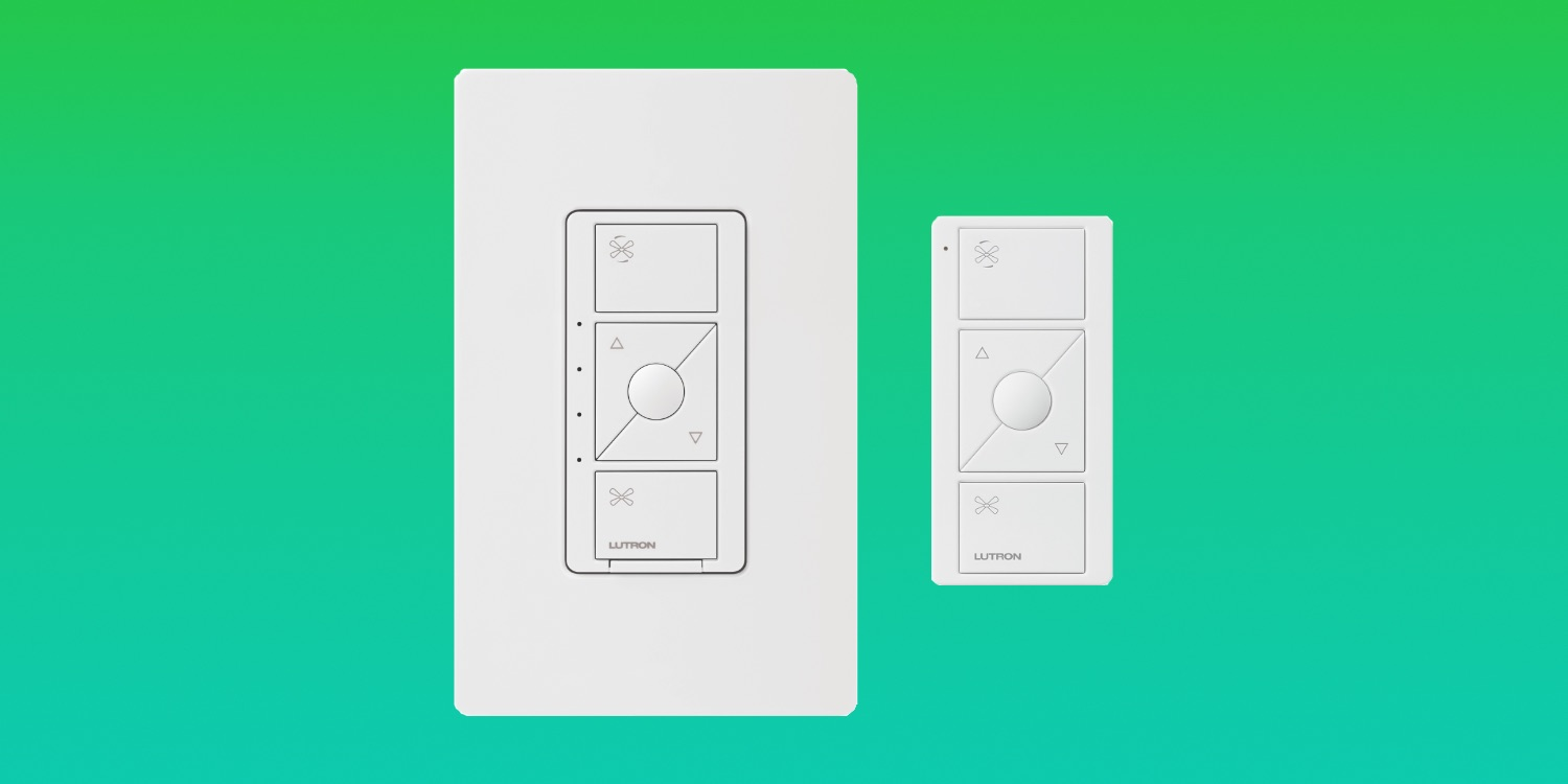 Lutron Introducing Alexa Compatible Fan Speed Controller