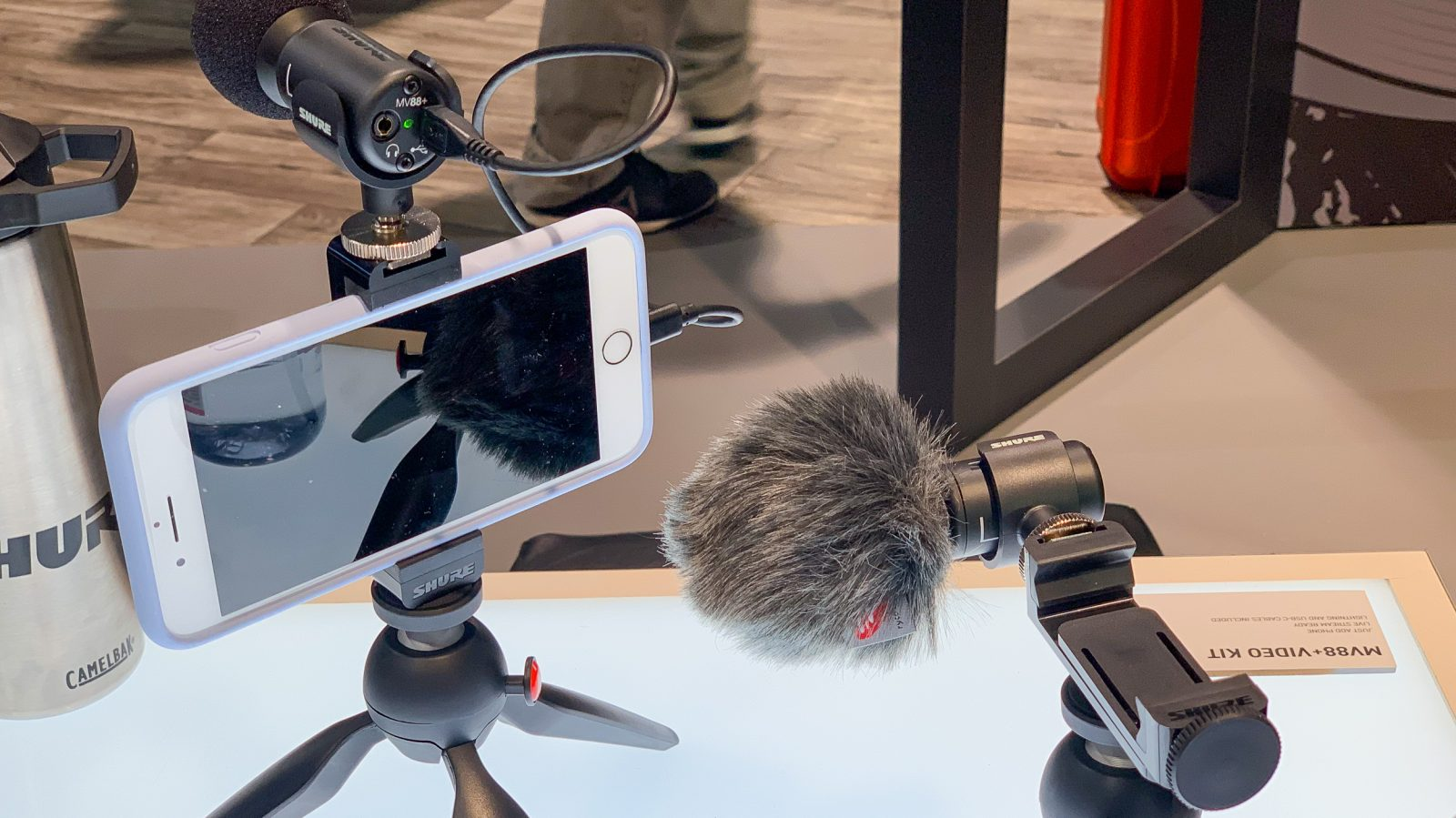 Video: Hands-on with Shure's MV88+ iPhone Video Kit