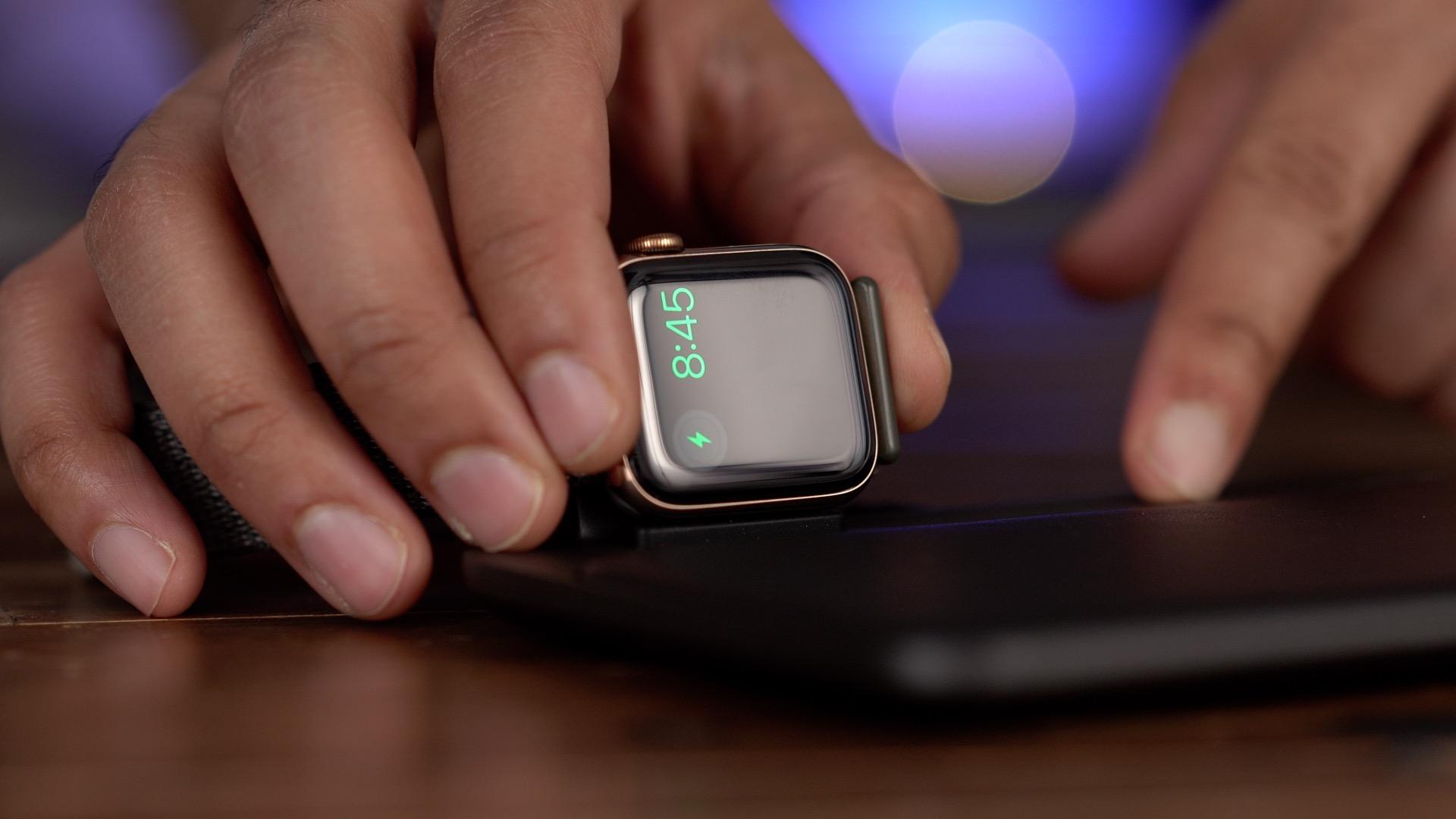 Nomad Base Station Apple Watch Edition