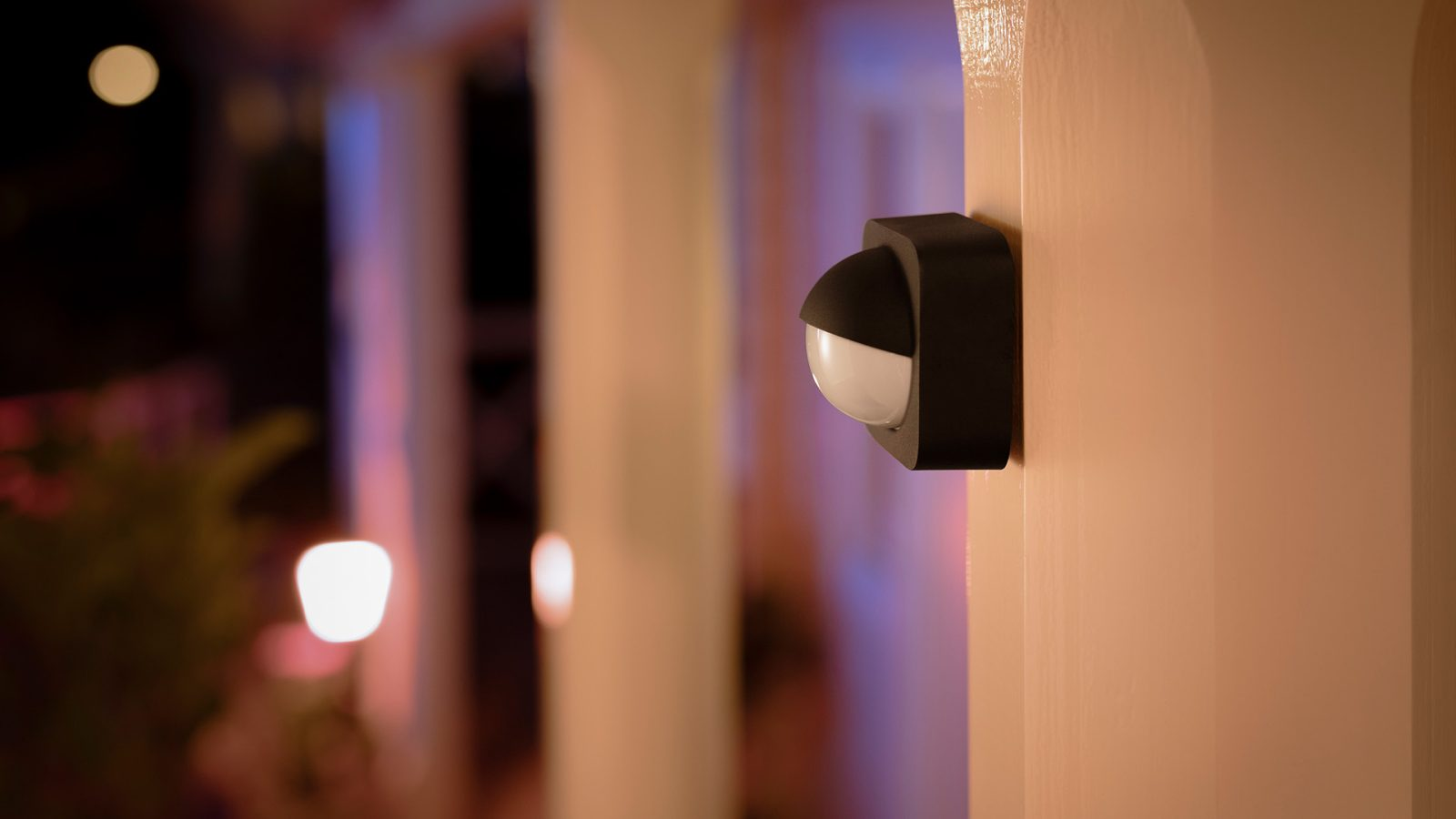 Philips Hue Outdoor Line Expands With Motion Sensor New