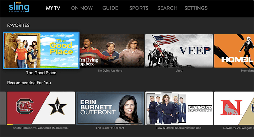 photo of Sling announces new recommendation features coming to its Apple TV app image