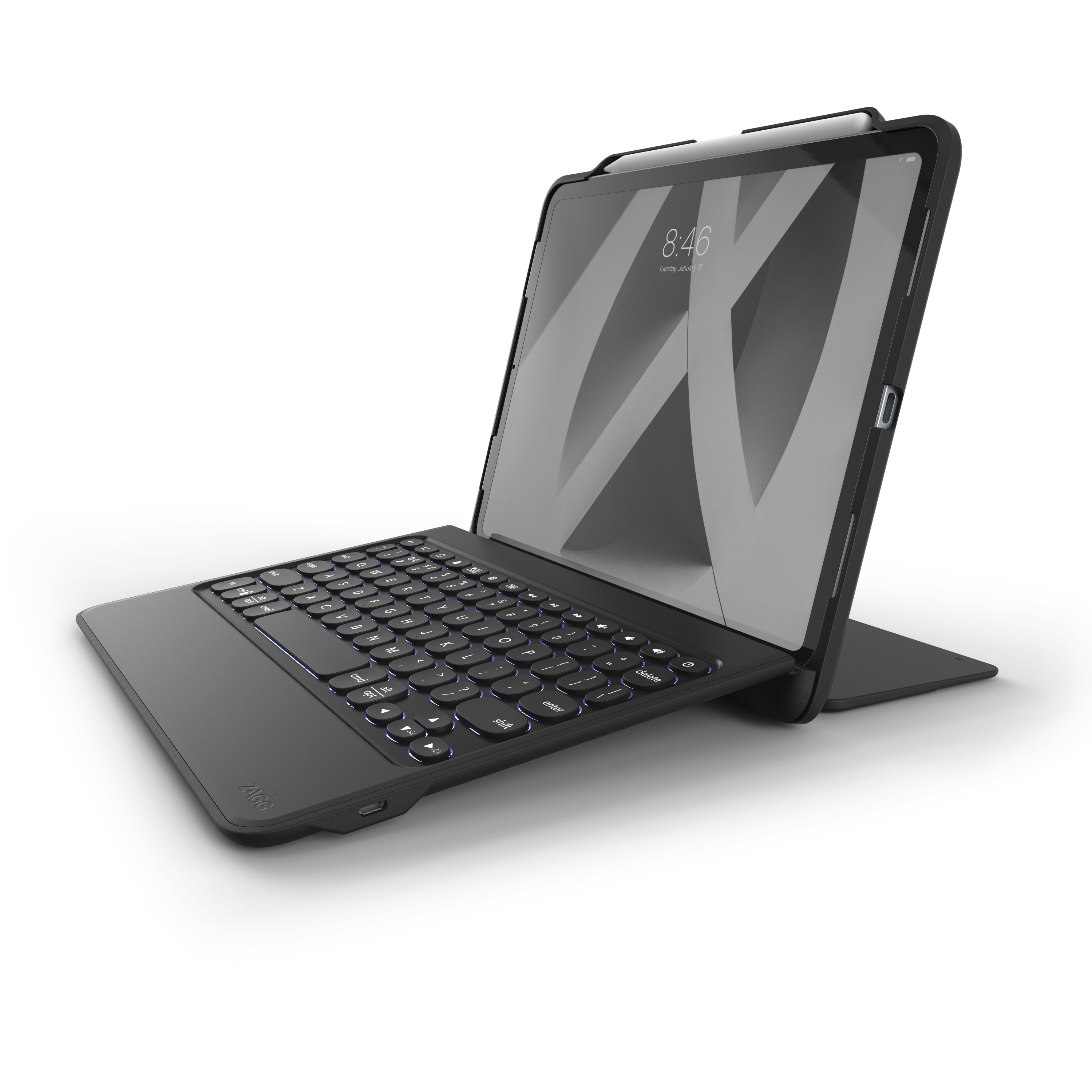 Zagg Launches New Ipad And Pro Keyboard Case Lineup
