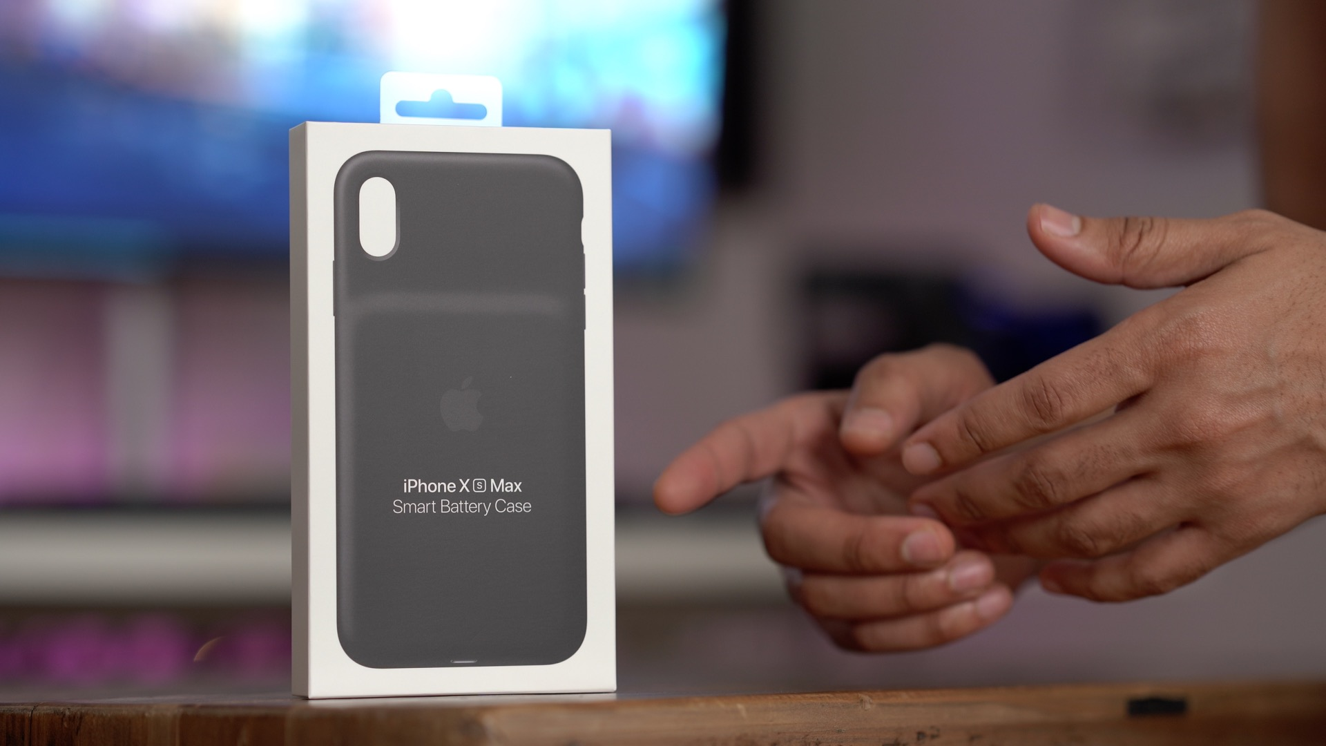 Apple Smart Battery Dropout