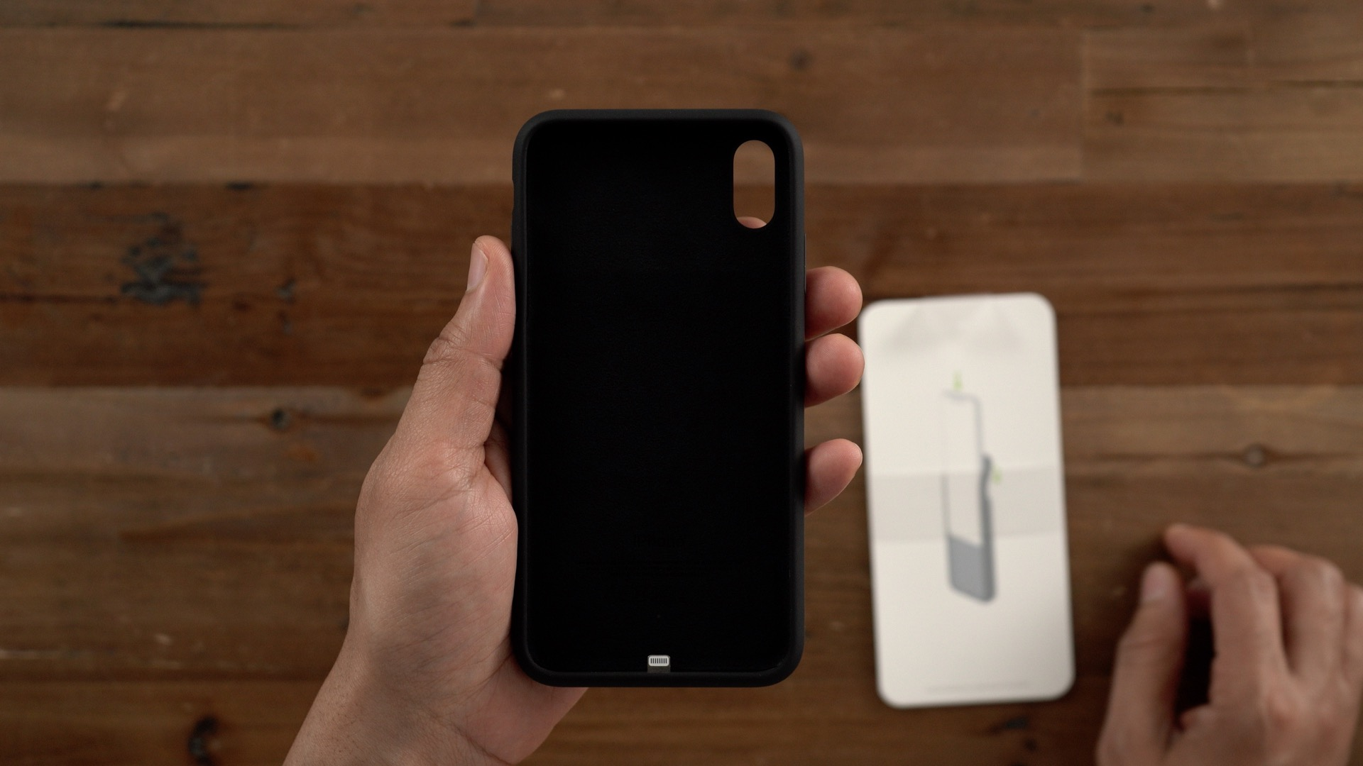 iphone xs charger case
