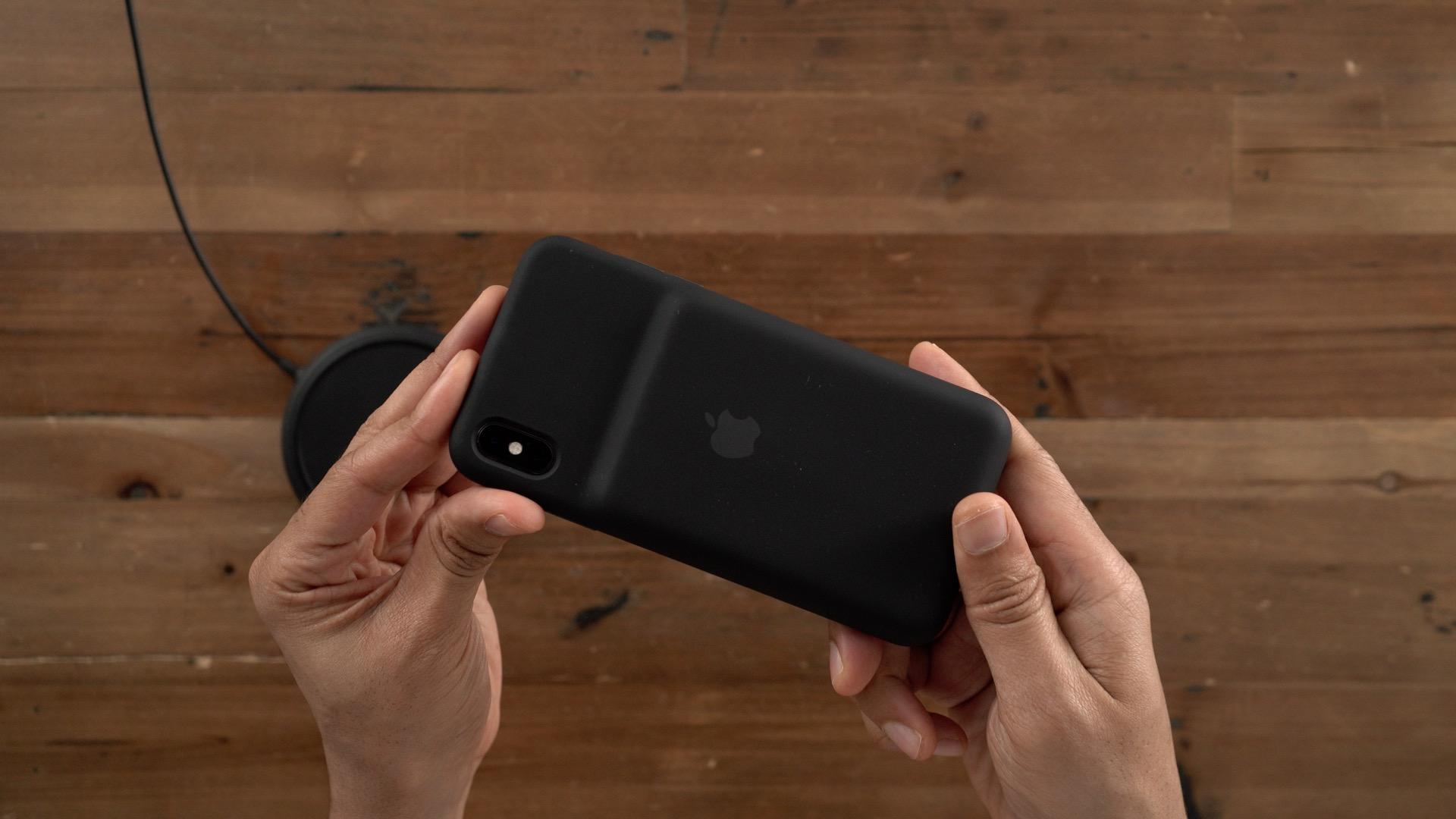 Apple Smart Battery Drop Test