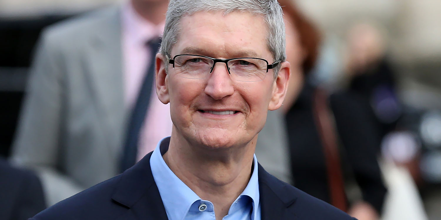 Tim Cook calls for focus on climate change and global economy in China Development Forum speech