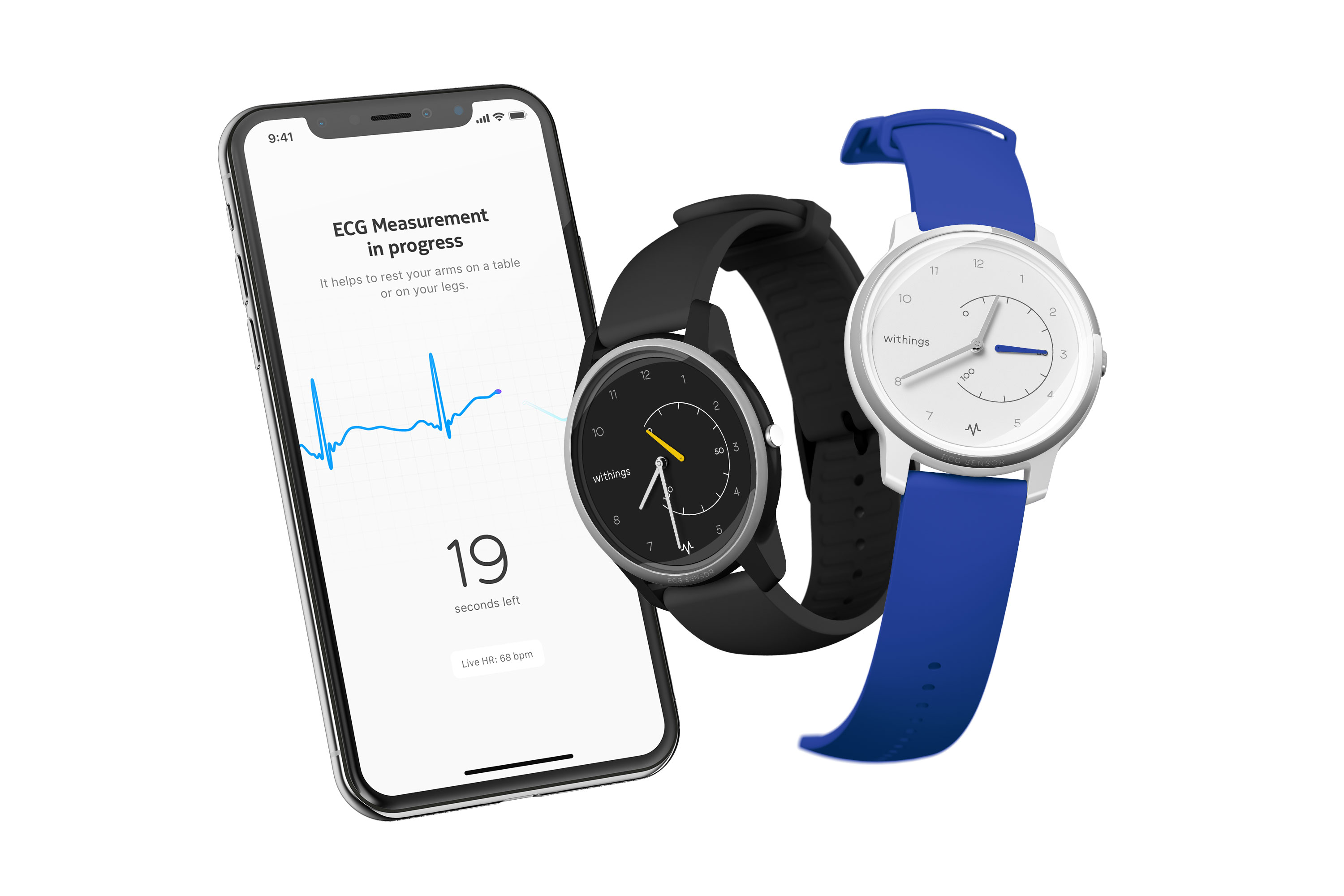 Withings ECG smartwatch