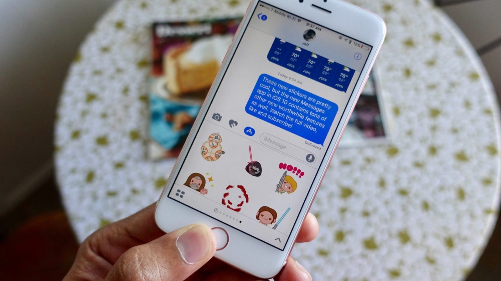 Comment: It's time to rethink iMessage notifications - 9to5Mac