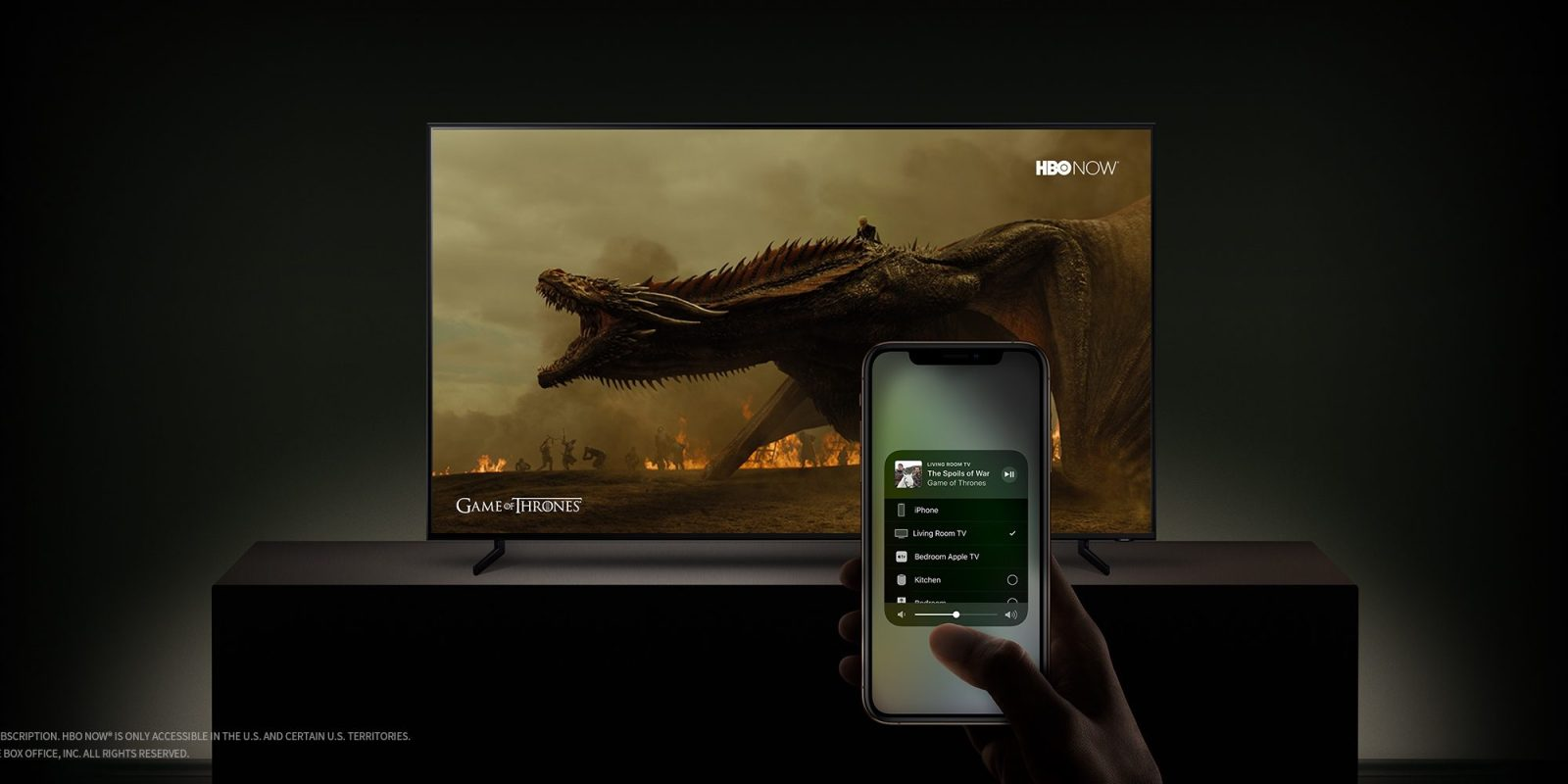 apple samsung tv1 - The AirPlay 2 news from CES has changed my classroom AV plans